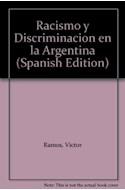Papel RACISMO Y DISCRIMINACION EN ARGENTINA