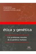 Papel ETICA Y GENETICA LOS PROBLEMAS MORALES DE LA GENETICA H