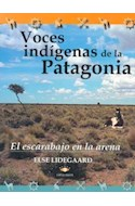 Papel VOCES INDIGENAS DE LA PATAGONIA