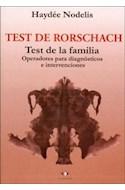 Papel TEST DE RORSCHACH TEST DE LA FAMILIA OPERADORES  PARA D