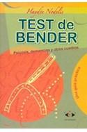 Papel TEST DE BENDER PSICOSIS DEMENCIAS Y OTROS CUADROS