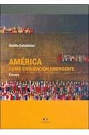Papel AMERICA COMO CIVILIZACION EMERGENTE