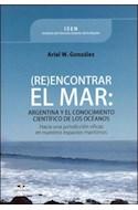 Papel REENCONTRAR EL MAR ARGENTINA Y EL CONOCIMIENTO CIENTIFICO DE LOS OCEANOS
