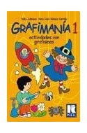 Papel GRAFIMANIA 1 ACTIVIDADES CON GRAFISMOS KEL