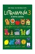 Papel LETRAMANIA 3 LA LETRA CURSIVA