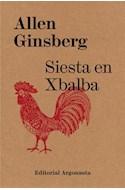 Papel SIESTA EN XBALBA [ESPAÑOL - INGLES] (BOLSILLO)