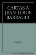 Papel CARTAS A JEAN LOUIS BARRAULT