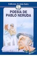 Papel POESIA DE PABLO NERUDA (COLECCION AZUL)