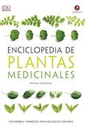 Papel ENCICLOPEDIA DE PLANTAS MEDICINALES (550 HIERBAS Y REMEDIOS PARA DOLENCIAS COMUNES) (CARTONE)