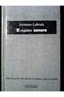 Papel REGISTRO SONORO EL