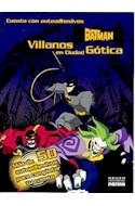 Papel BATMAN VILLANOS EN CIUDAD GOTICA