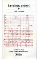 Papel CULTURA DEL 900 6 CINE MUSICA