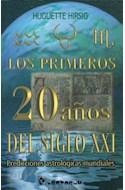 Papel PRIMEROS 20 AÑOS DEL SIGLO XXI PREDICCIONES ASTROLOGICA