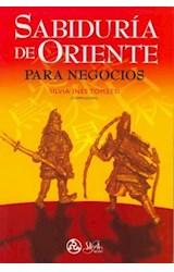 Papel SABIDURIA DE ORIENTE PARA NEGOCIOS