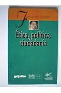 Papel ETICA POLITICA CIUDADANIA (RAYA EN EL AGUA)