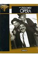 Papel UNA NOCHE EN LA OPERA [DVD + LIBRO] (CINE DE ORO)