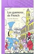 Papel GUERREROS DE FRENCH (SERIE VIOLETA) (8 AÑOS)