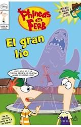 Papel GRAN LIO (PHINEAS Y FERB)