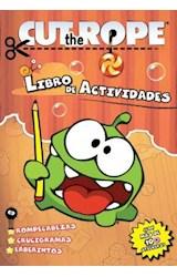Papel CUT THE ROPE LIBRO DE ACTIVIDADES (CON MAS DE 100 STICKERS)