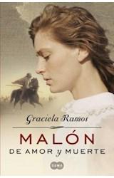 Papel MALON DE AMOR Y MUERTE (RUSTICA)