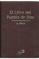 Papel LIBRO DEL PUEBLO DE DIOS LA BIBLIA (BOLSILLO VINILO)