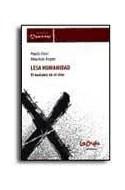 Papel LESA HUMANIDAD EL NAZISMO EN EL CINE (COLECCION APERTURAS)