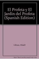 Papel PROFETA Y EL JARDIN DEL PROFETA (CARTONE)