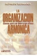 Papel ORGANIZACION ARMONICA CLAVES PARA UN LIDERAZGO EFICAZ