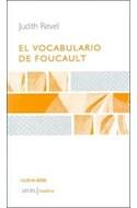 Papel VOCABULARIO DE FOUCAULT  (ANAFORA)