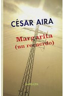 Papel MARGARITA UN RECUERDO (RUSTICA)