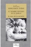 Papel HOMBRE SENTADO EN EL PASILLO / MAL DE LA MUERTE (COLECCION FABULA)