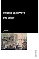 Papel INVIERNO DE IMPACTO (COLECCION NOVELA)
