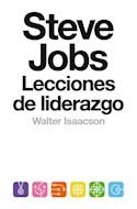 Papel STEVE JOBS LECCIONES DE LIDERAZGO (COLECCION DEBATE BOLSILLO)
