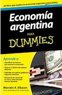 Papel ECONOMIA ARGENTINA PARA DUMMIES