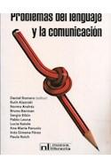 Papel PROBLEMAS DEL LENGUAJE Y LA COMUNICACION