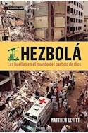 Papel HEZBOLA LAS HUELLAS EN EL MUNDO DEL PARTIDO DE DIOS (RU  STICO)