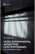 Papel VIDEO EXPERIMENTAL ARGENTINO CONTEMPORANEO UNA CARTOGRA  FIA CRITICA