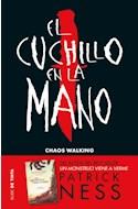 Papel CUCHILLO EN LA MANO (CHAOS WALKING 1)