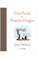 Papel GRAN PANDA Y PEQUEÑO DRAGON