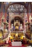 Papel IGLESIAS DE BUENOS AIRES ARTE Y ARQUITECTURA [ESPAÑOL - ENGLISH] (CARTONE)