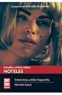 Papel ESTUDIO CRITICO SOBRE HOTELES (NUEVO CINE ARGENTINO)