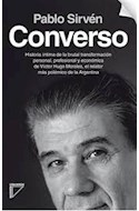 Papel CONVERSO HISTORIA INTIMA DE LA BRUTAL TRANSFORMACION PERSONAL PROFESIONAL Y ECONOMICA DE VICTOR HUGO