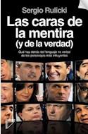 Papel CARAS DE LA MENTIRA Y DE LA VERDAD QUE HAY DETRAS DEL LENGUAJE NO VERBAL DE LOS PERSONAJES