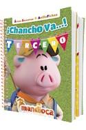 Papel CHANCHO VA 3 (AREAS INTEGRADAS + ANILLO FICHAS) (NOVEDAD 2016)