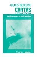 Papel CARTAS Y OTROS TEXTOS (COLECCION OCCURSUS)