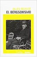 Papel BERGSONISMO (COLECCION OCCURSUS)
