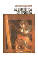 Papel SEMIOTICA DE SPINOZA (COLECCION OCCURSUS)