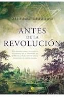 Papel ANTES DE LA REVOLUCION (RUSTICA)