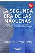 Papel SEGUNDA ERA DE LAS MAQUINAS TRABAJO PROGRESO Y PROSPERIDAD EN UNA EPOCA DE BRILLANTES