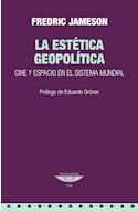 Papel ESTETICA GEOPOLITICA CINE Y ESPACIO EN EL SISTEMA MUNDIAL (COLECCION CINE)